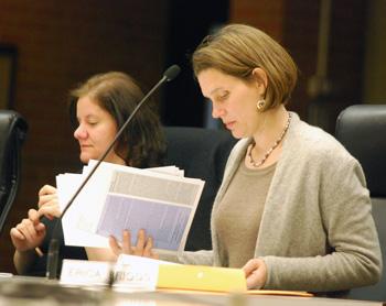 Diane Giannola, Erica Briggs