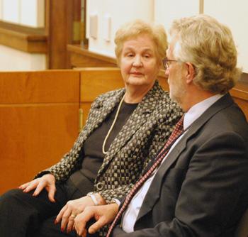 Leah Gunn, Bob Tetens