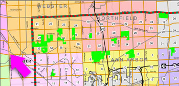Webster greenbelt properties