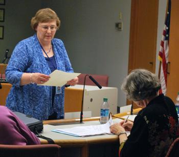 Karen Wilson, Margaret Leary
