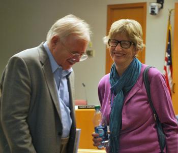Ed Surovell, Prue Rosenthal