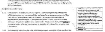 Ann-Arbor-SPARK-LDFA contract