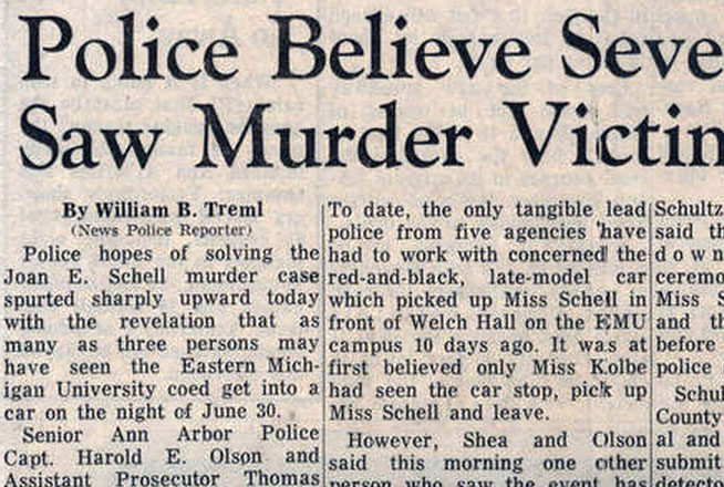 The Ann Arbor Chronicle | Milestone: On Crime and Calendars