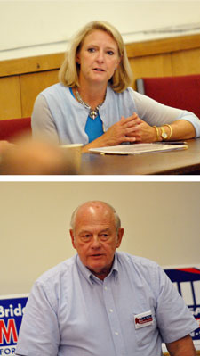 Tony Derezinski Sally Petersen