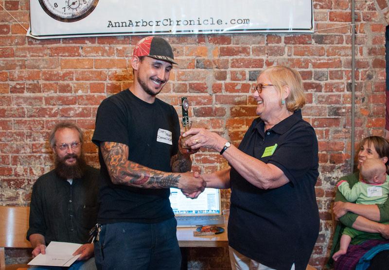 The Ann Arbor Chronicle | Milestone: Celebrating Our Community
