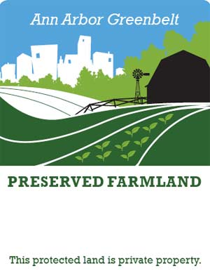 Ann Arbor greenbelt logo