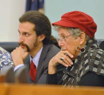 Yousef Rabhi, Barbara Bergman