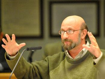 AATA board member Roger Kerson