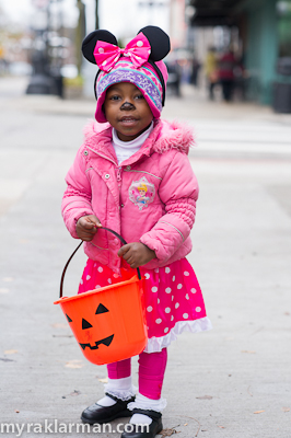 Halloween, Myra Klarman, Ann Arbor, The Ann Arbor Chronicle