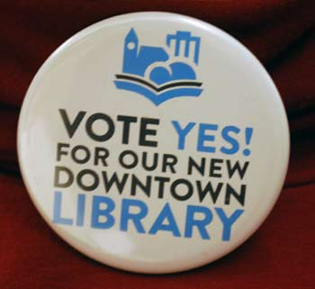 Ann Arbor District Library, Our New Downtown Library, bond proposal, public library, The Ann Arbor Chronicle