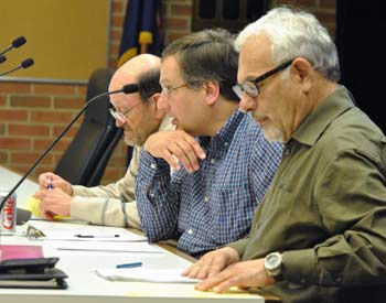 Tim Doyle, Alan Jackson, Bob Galardi, Ann Arbor park advisory commission, The Ann Arbor Chronicle