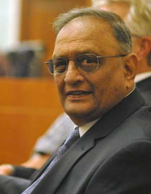 Raman Patel, Washtenaw County board of commissioners, The Ann Arbor Chronicle