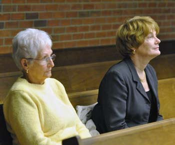 Ann McCarren, Catherine Spires, Catherine Spires, Windemere Park, Ann Arbor park advisory commission, The Ann Arbor Chronicle