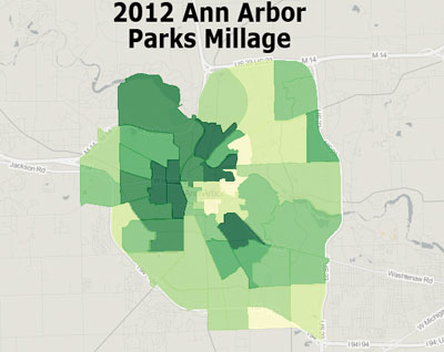 Parks millage 2012 (in person)
