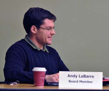 Andy LaBarre, Ann Arbor housing commission, The Ann Arbor Chronicle