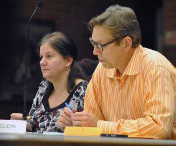 Diane Giannola, Ken Clein, Ann Arbor planning commission, The Ann Arbor Chronicle