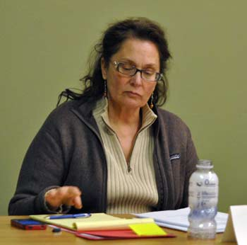 Marta Manildi, Ann Arbor housing commission, The Ann Arbor Chronicle