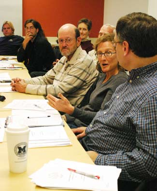 Ann Arbor greenbelt advisory commission, Ann Arbor park advisory commission, The Ann Arbor Chronicle