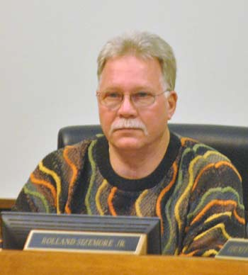 Rolland Sizemore Jr., Washtenaw County board of commissioners, The Ann Arbor Chronicle