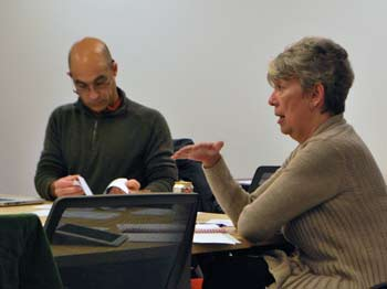 Bob Miller, Marsha Chamberlin, Ann Arbor public art commission, The Ann Arbor Chronicle