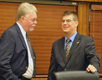 Rolland Sizemore Jr., Dan Smith, Washtenaw County board of commissioners, The Ann Arbor Chronicle