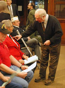 Doug Fuller, John Kinzinger, Vietnam War veterans, Washtenaw County road commission, Washtenaw County dept. of veterans affairs, Washtenaw County board of commissioners, The Ann Arbor Chronicle