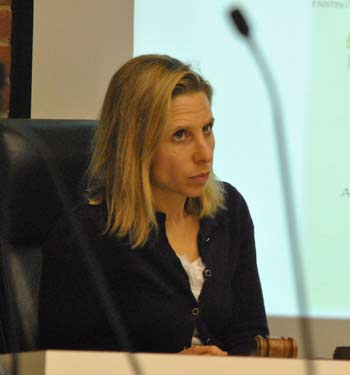 Ann Arbor park advisory commission, Julie Grand, The Ann Arbor Chronicle