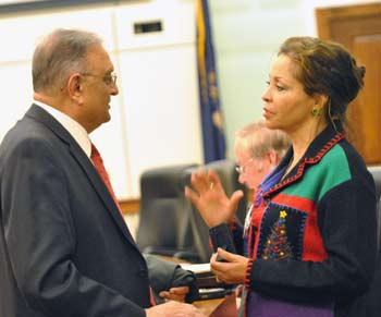 Raman Patel, Verna McDaniel, Washtenaw County board of commissioners, apportionment, equalization, The Ann Arbor Chronicle