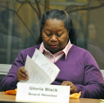 Gloria Black, Ann Arbor housing commission, The Ann Arbor Chronicle