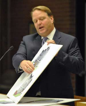 Scott Bowers, Ann Arbor planning commission, The Ann Arbor Chronicle