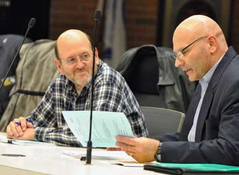 Tim Doyle, Graydon Krapohl, Ann Arbor park advisory commission, The Ann Arbor Chronicle