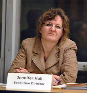 Jennifer Hall