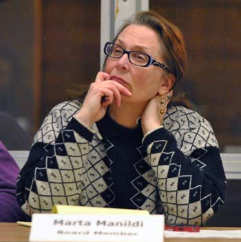 Marta Manildi, Ann Arbor housing commission, Hooper Hathaway, The Ann Arbor Chronicle
