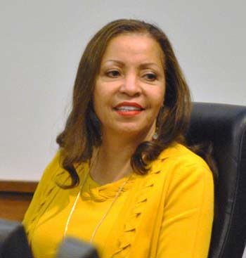 Verna McDaniel, Washtenaw County administrator, Washtenaw County board of commissioners, The Ann Arbor Chronicle
