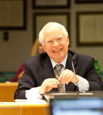 Trustee Glenn Nelson