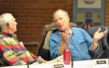 Ann Arbor greenbelt advisory commission, Peter Allen, Tom Bloomer, Burr Oak Farms, The Ann Arbor Chronicle