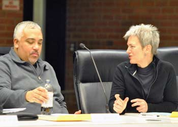 Eric Mahler, Bonnie Bona, Ann Arbor planning commission, The Ann Arbor Chronicle