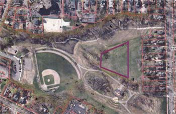 West Park, dog park, Ann Arbor park advisory commission, The Ann Arbor Chronicle