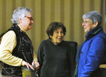 Ilene Tyler, Ethel Potts, Eleanor Pollack, Ann Arbor planning commission, The Ann Arbor Chronicle