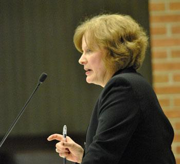 """Judge Elizabeth """"Libby"""" Hines"""