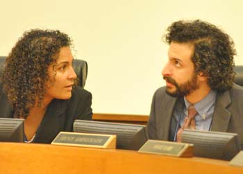 Felicia Brabec, Yousef Rabhi, Washtenaw County board of commissioners, The Ann Arbor Chronicle