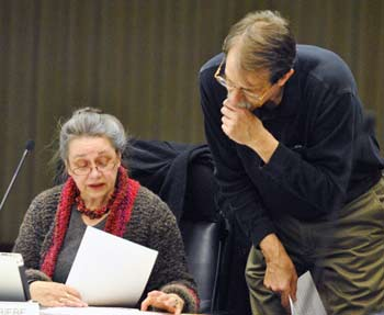 Sabra Briere, Jack Eaton, Ann Arbor planning commission, The Ann Arbor Chronicle