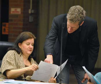 Diane Giannola, Kirk Westphal, Ann Arbor planning commission, The Ann Arbor Chronicle