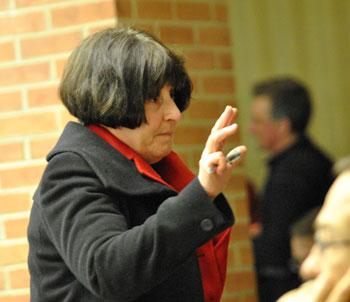 Jane Lumm (Ward 2)