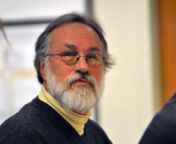 DDA board member John Mouat