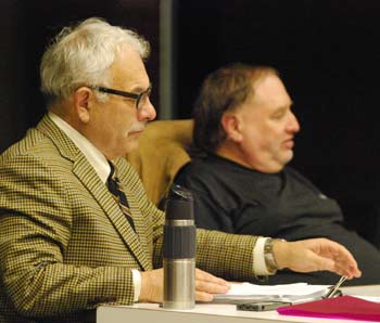 Bob Galardi, Tim Berla, Ann Arbor park advisory commission, The Ann Arbor Chronicle