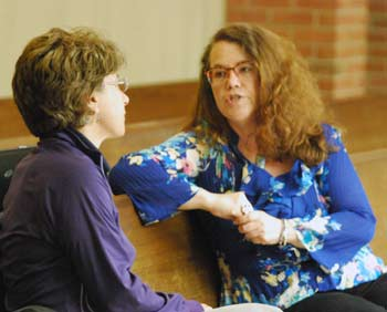 Amy Kuras, Ingrid Ault, Ann Arbor park advisory commission, The Ann Arbor Chronicle