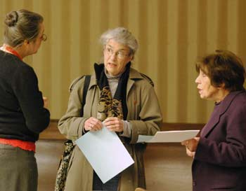 Sabra Briere, Eleanor Linn, Eppie Potts, Ann Arbor planning commission, The Ann Arbor Chronicle