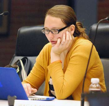 Missy Stults, Ann Arbor park advisory commission, The Ann Arbor Chronicle
