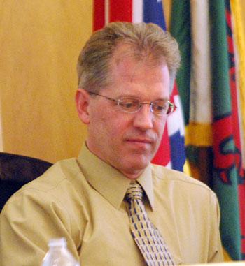 Ann Arbor city councilmember Stephen Kunselman